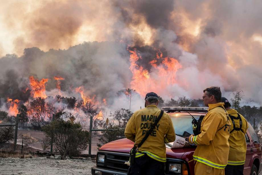 IRS: Wildfire victims may qualify for tax relief, extended filing deadlines