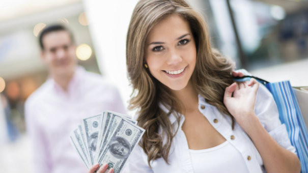 Are you receiving a bigger paycheck?