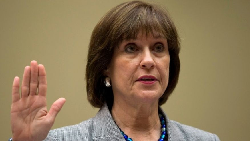 Trump DOJ: No plans to charge Lois Lerner in IRS scandal