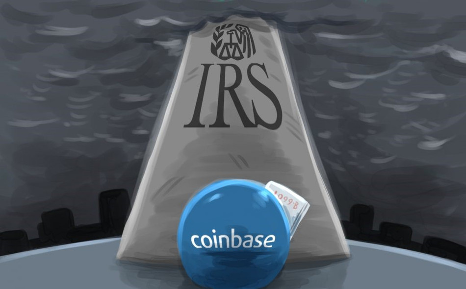 Coinbase tells 13,000 users their data will be sent to the IRS soon