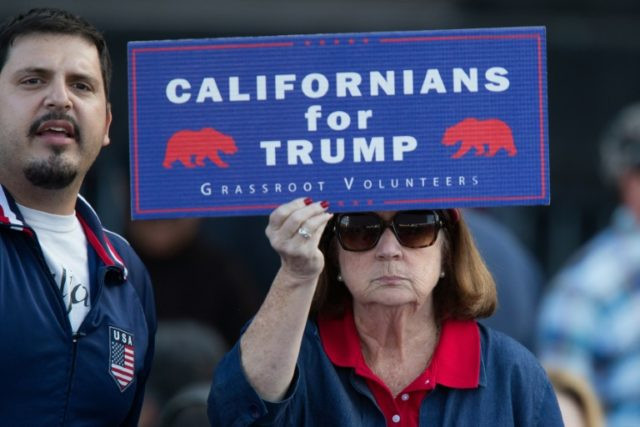 Why Trump's tax plan may be the best thing for California