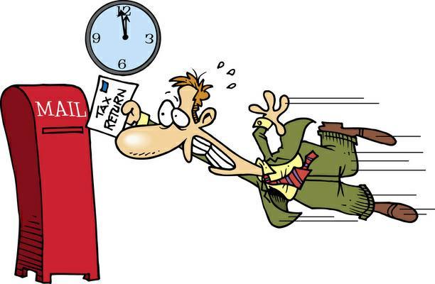 Tax extension deadline looming