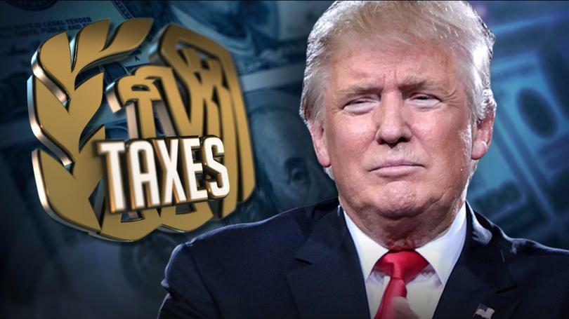 Trump is pushing his massive tax plan