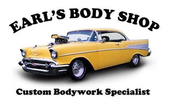earls body shop, panels, car restoration