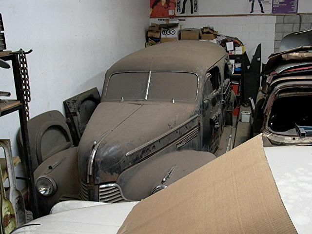 Buick Hearse 1940