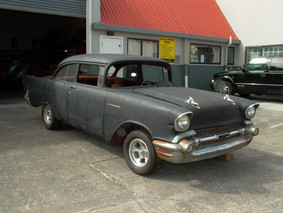 1957 Chevy 2 Door Post