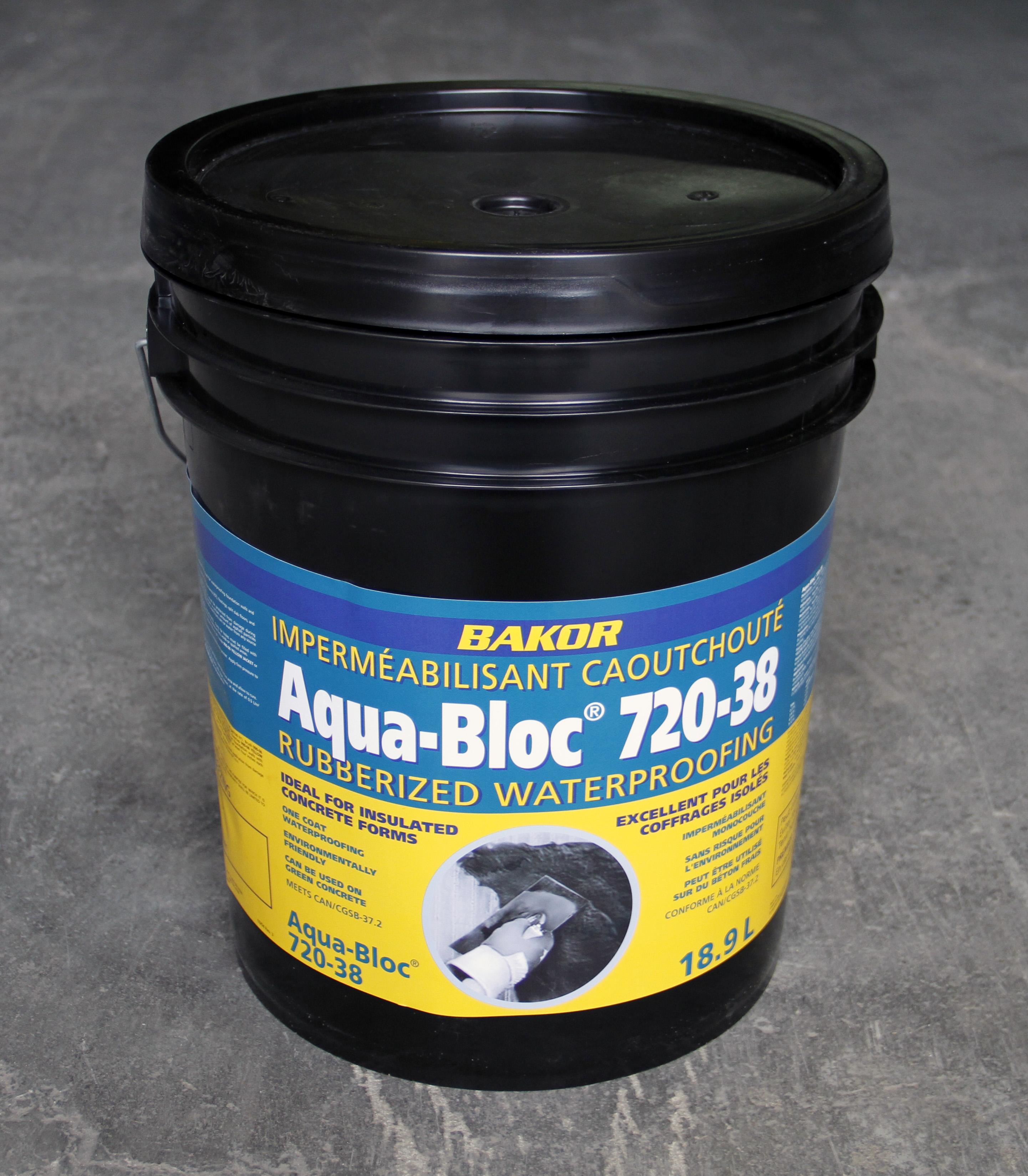 AQUA-BLOC 720-38