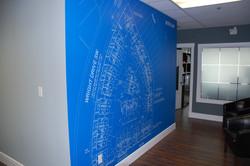 Fabric Wall Decal