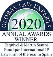 2020 GLE ANNUAL AWARDS WINNERS - Esquive