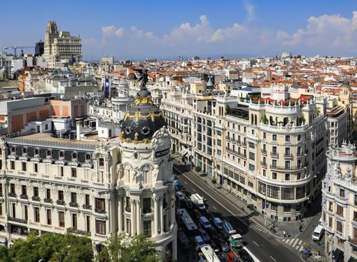 La INTA Llega a Madrid