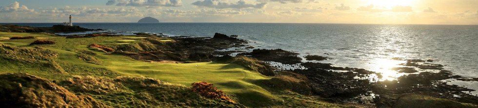 Turnberry Ailsa 11th hole