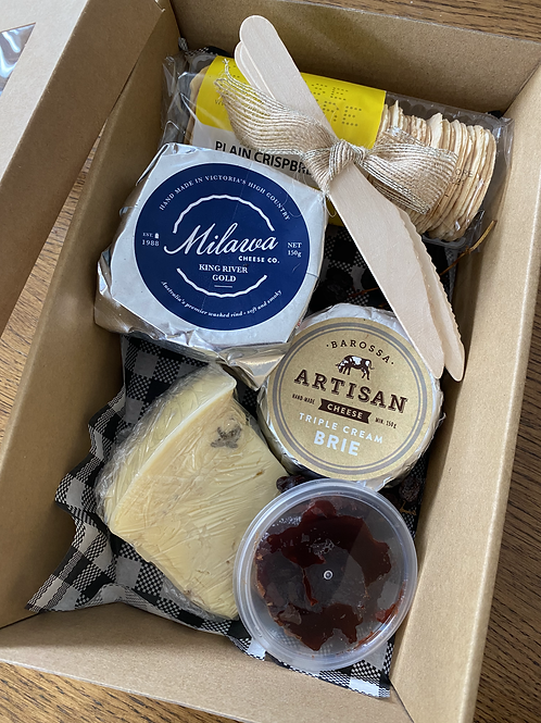 Support Local Cheese box