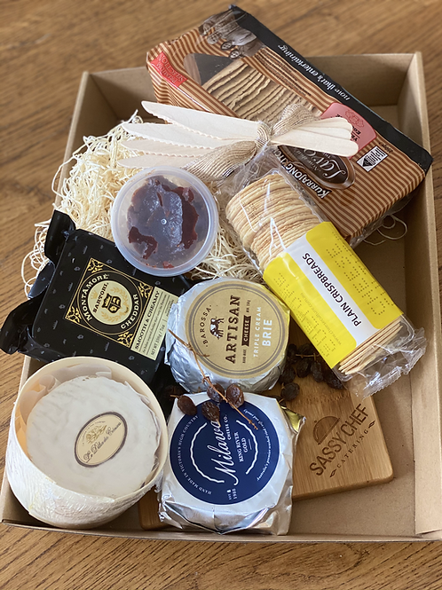 Deluxe Christmas Cheese box