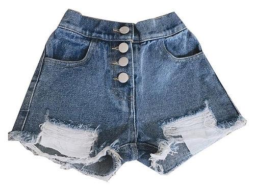 Mini Denim Shorts