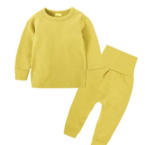 Yellow Jogger set