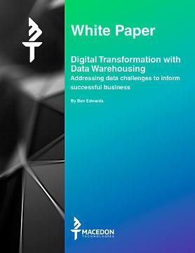 Digital Transformation with Data Warehousing