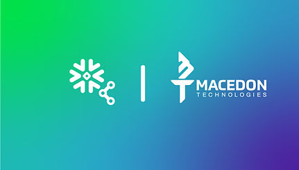 Macedon Releases Snowflake Connected System