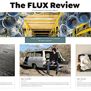 Q&A with The FLUX Review