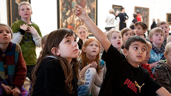 ART TALKS FOR CHILDREN 5- 10 YEARS