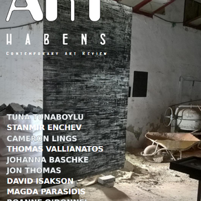 In Conversation with ART Habens Art Review, Special Edition 2020
