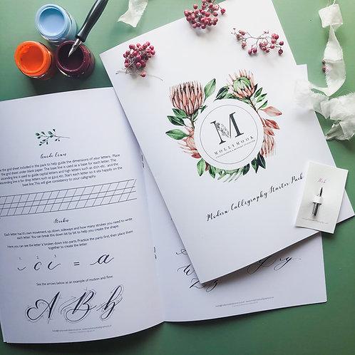 Beginner Calligraphy Box