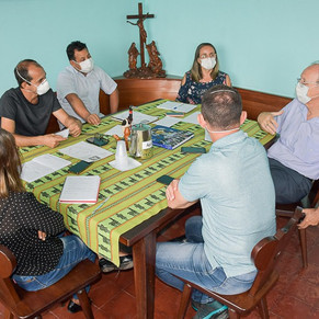 Prefeitura e Diocese planejam Novenário de Nossa Senhora da Glória, adequado a pandemia