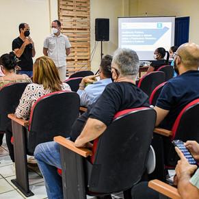 Prefeitura  promove debate sobre conservação do patrimônio histórico, cultural  e artístico