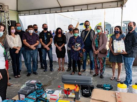 Terceira edição da Feira do Empreendedor mostra potencial do artesanato de Cruzeiro do Sul