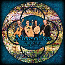 Mozaïka - Bound for the Orient