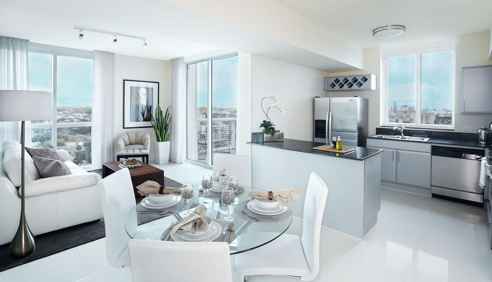 Imóveis em Miami - Terrazas