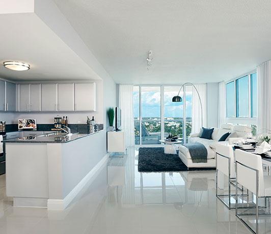 Apartamentos em Miami - Terrazas