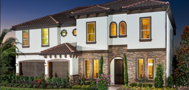 Casas em Orlando - Parkside
