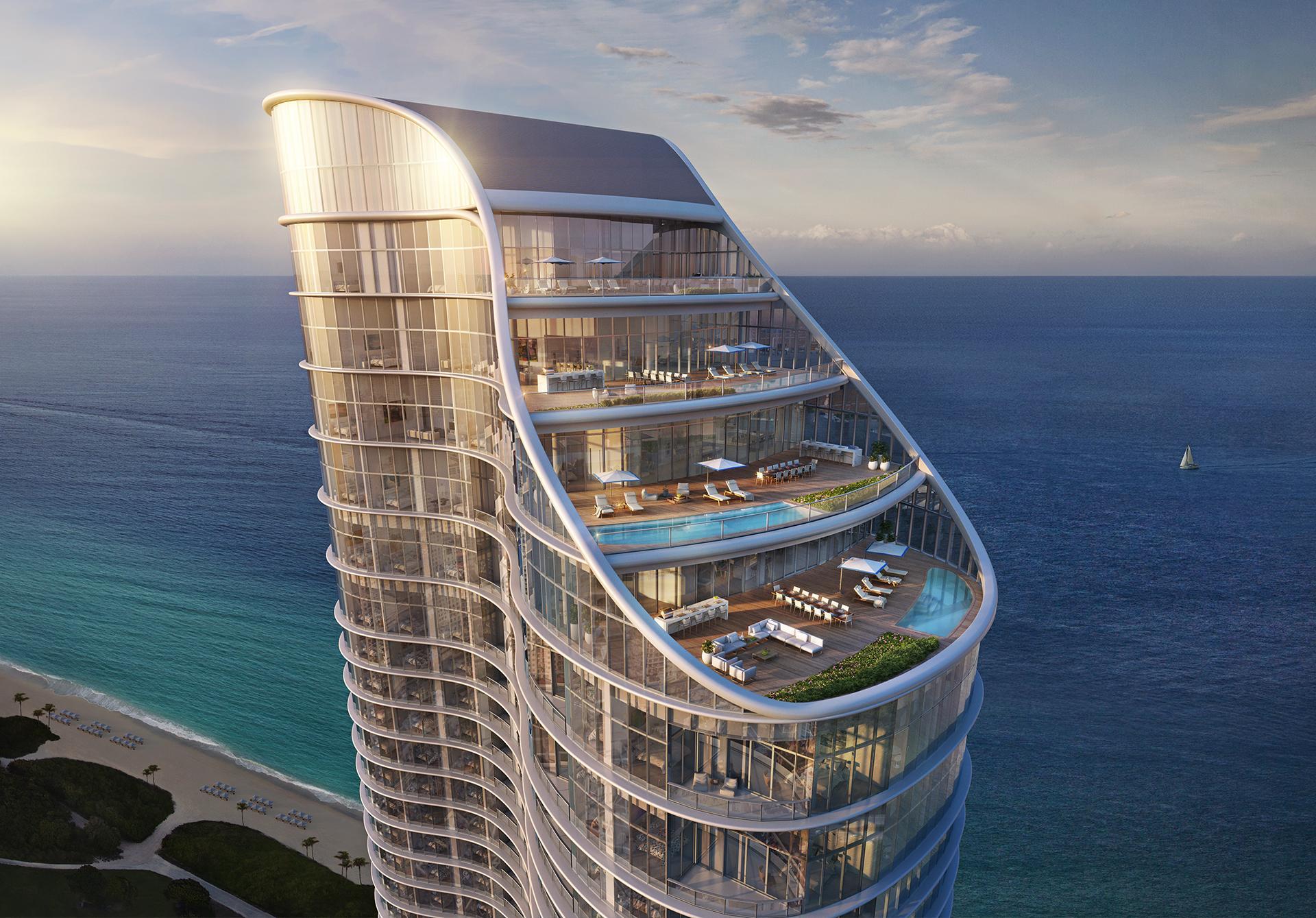 Apartamento de luxo Miami - The Ritz