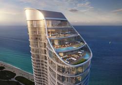 Apartamentos de luxo Miami
