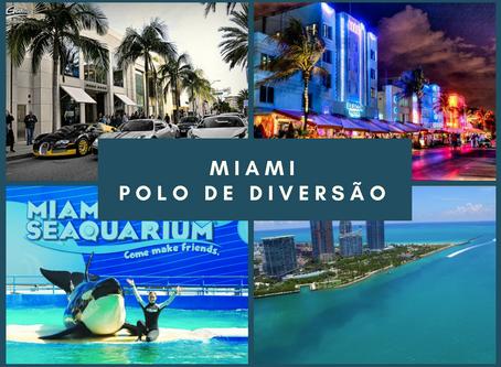 Polo de diversão Miami