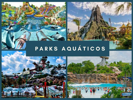 Parks Aquáticos - Pura diversão