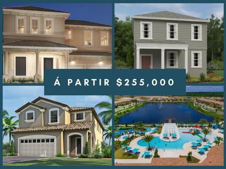 Casas Novas em Orlando a partir de 255 k