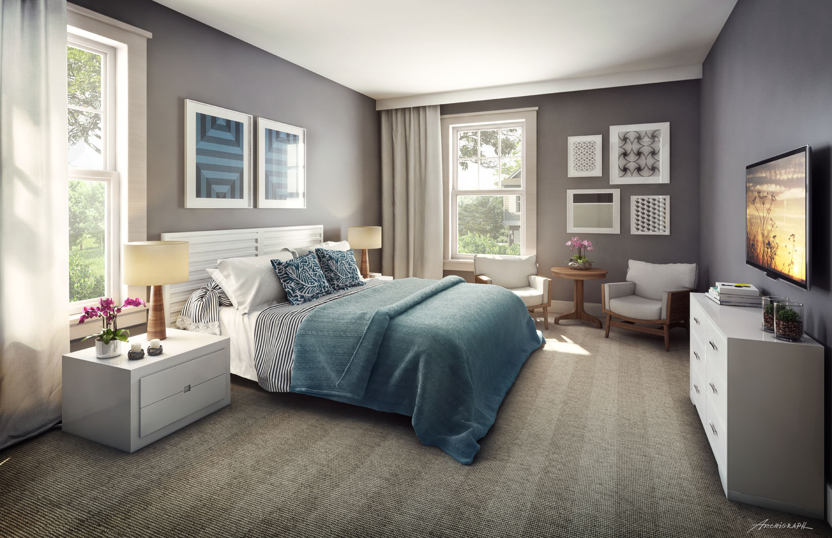Casas em Orlando - Summerville Resor