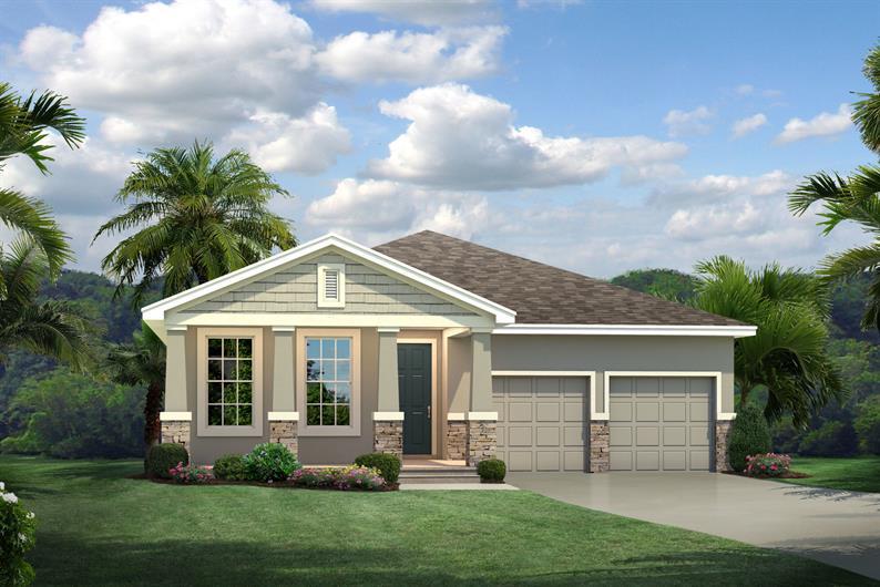 Casas para morar em Orlando- The Sanctuary