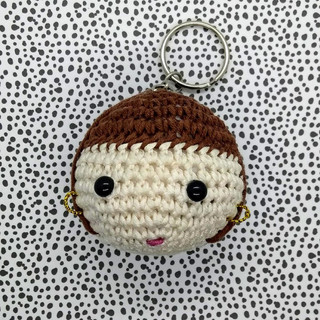 Personalised bauble/bag charm pattern
