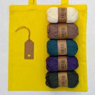 Natural Yarn Bag