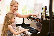 Private music lessons in piano, guitar, drums and more