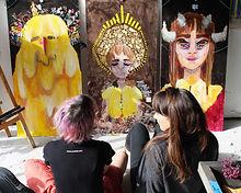 art portfolio development classes and tutoring