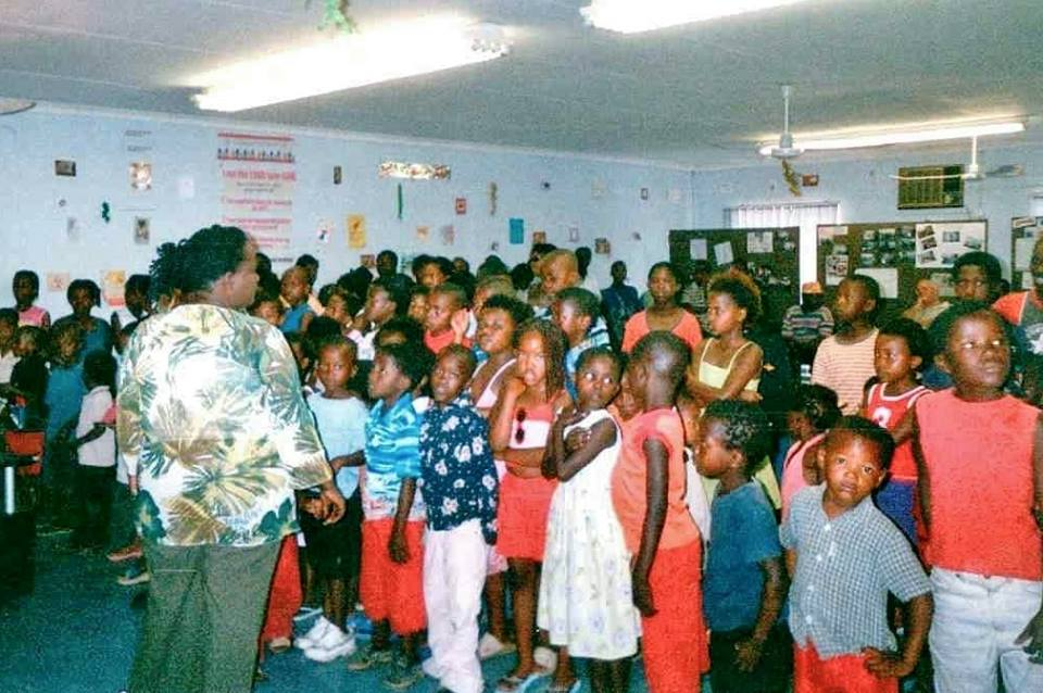 Early Days - Youth Club