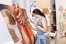 art lessons for teens aged 13 to 19
