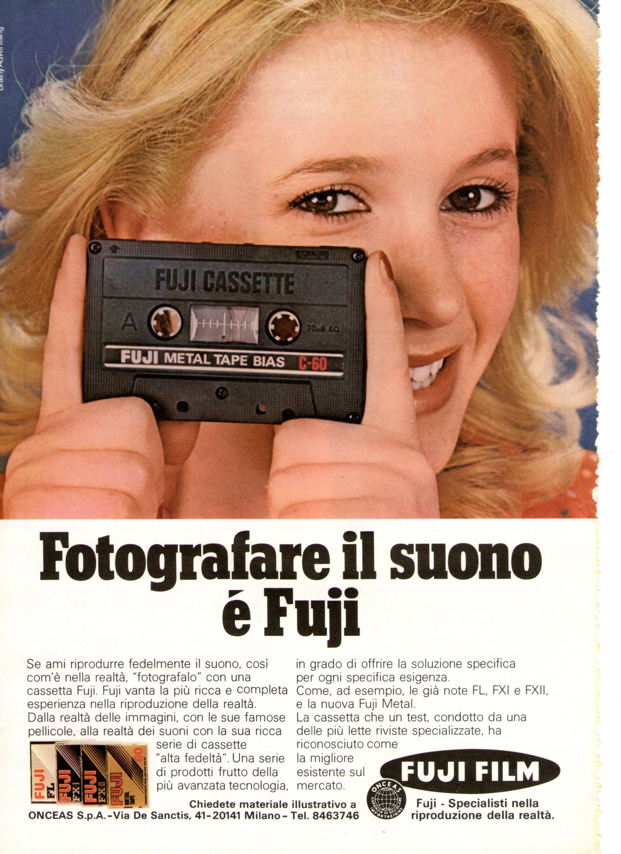 Fuji audiocassette