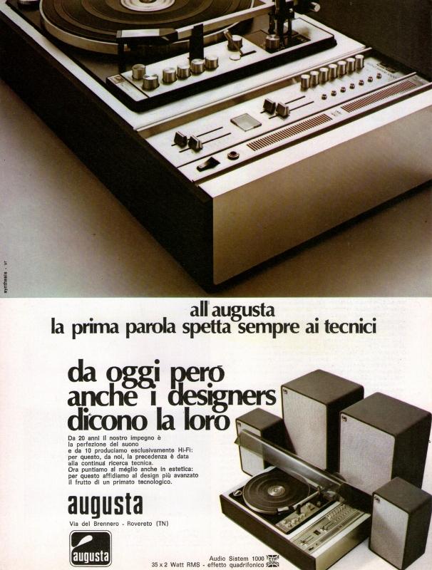 Augusta stereo