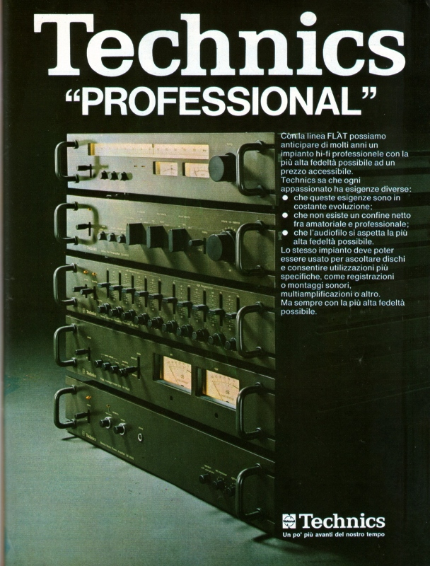 Technics Professional series