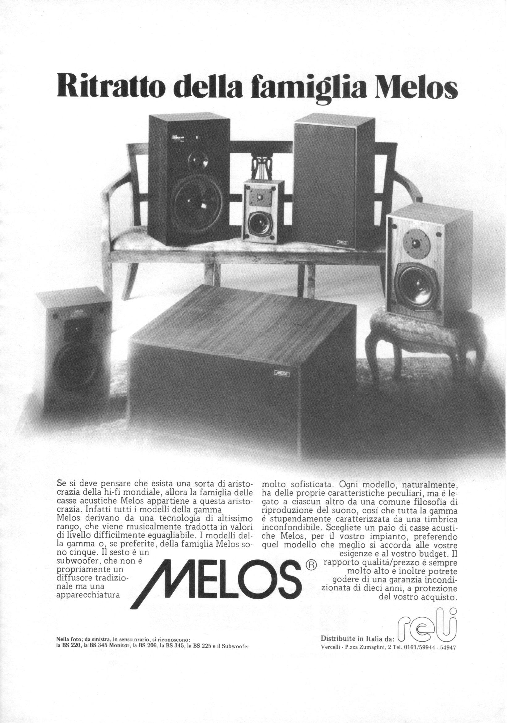 Melos Audio