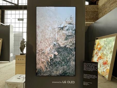 """Impossible Sculptures 26"" LG OLED desteği ile Contemporary Istanbul'da"